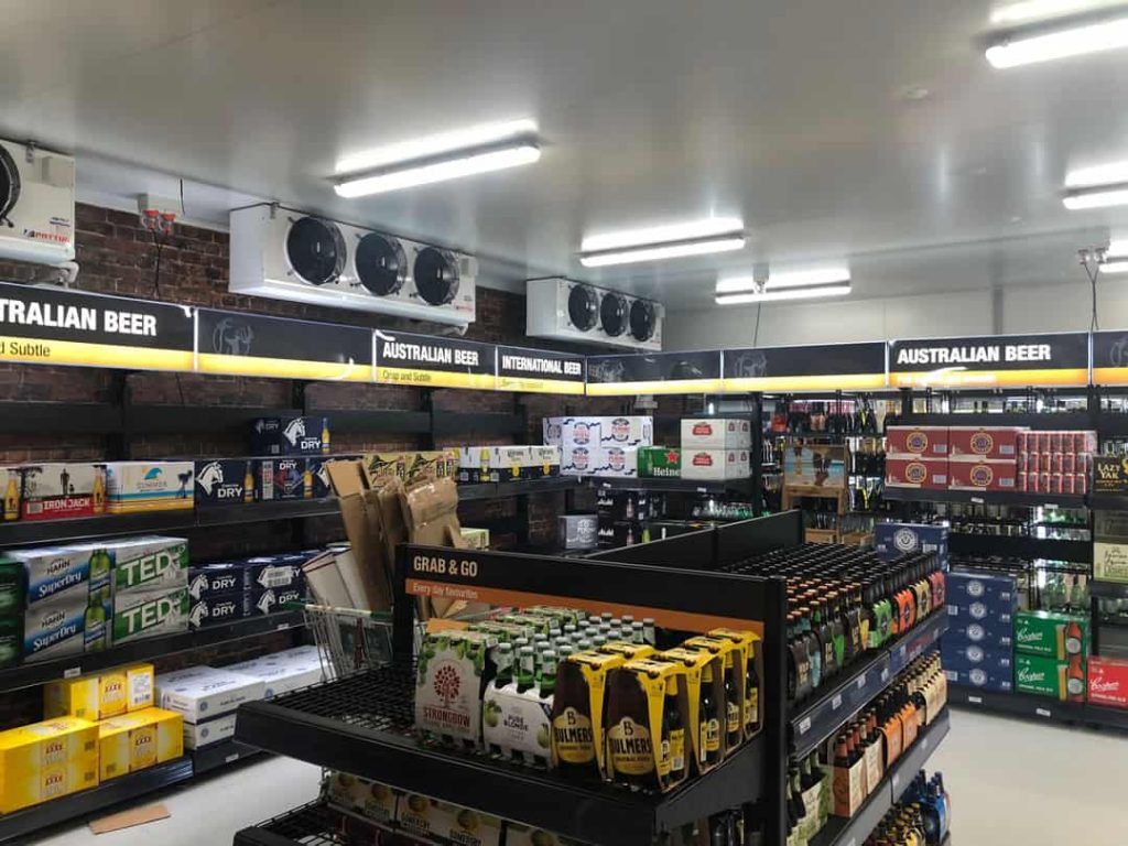 Commercial Coolroom and Freezer Room Supply and Installation